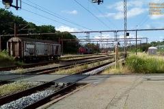 Stationen mod nord