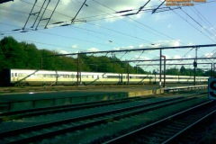 Intercity fra København