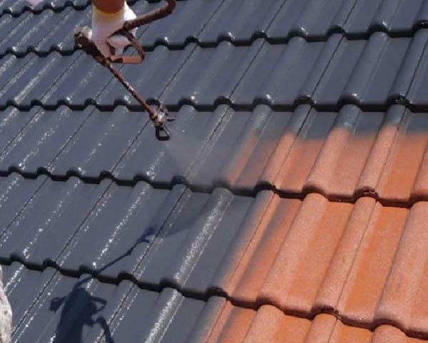 Dachimprägnierung in Frankfurt von Reinigung Meinhardt