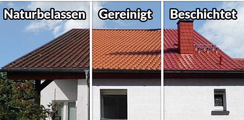 Dachbeschichtung in Frankfurt