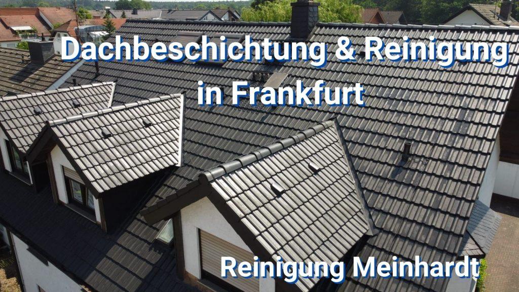 Dachbeschichtung und Reinigung in Frankfurt