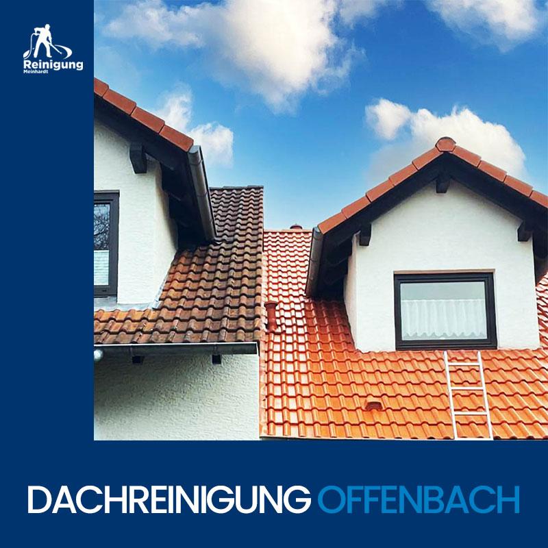 Dachreinigung in Offenbach