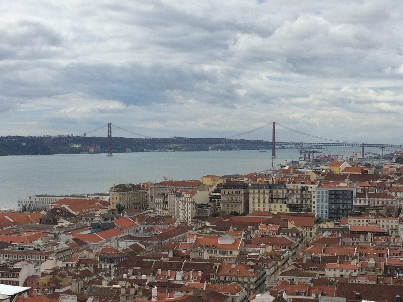 Castelo de São Jorge Lissabon