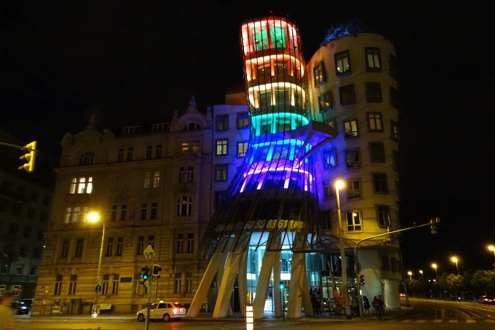 Dancing House Praag