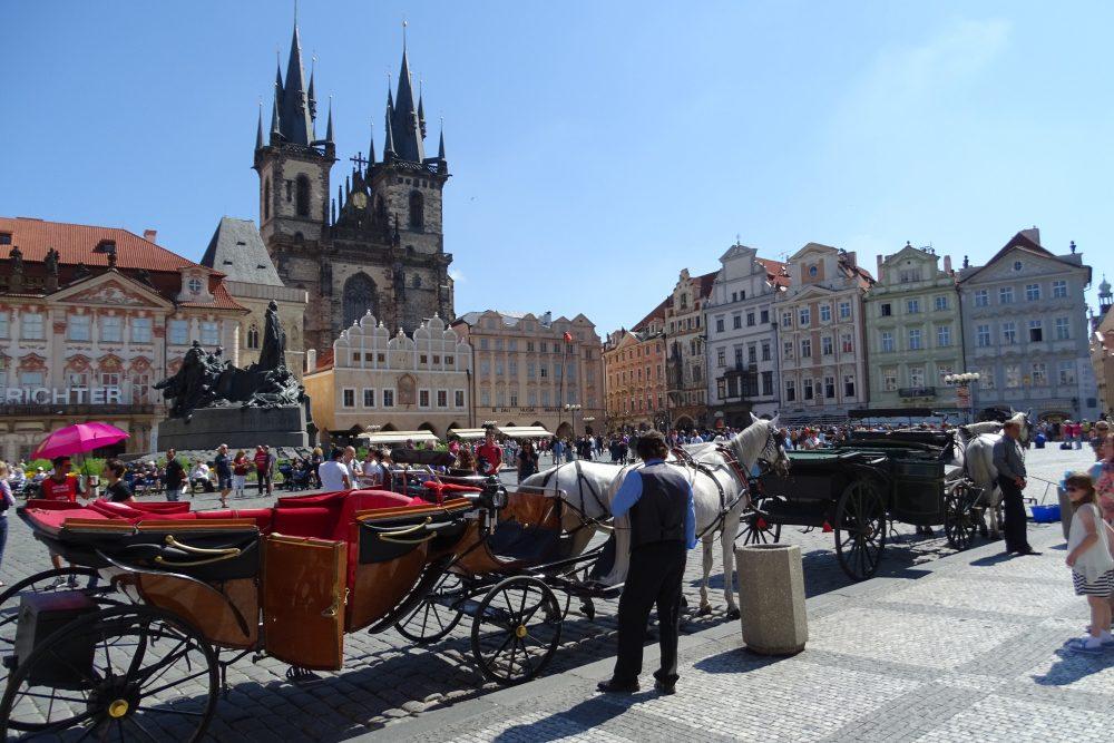 Markt Praag