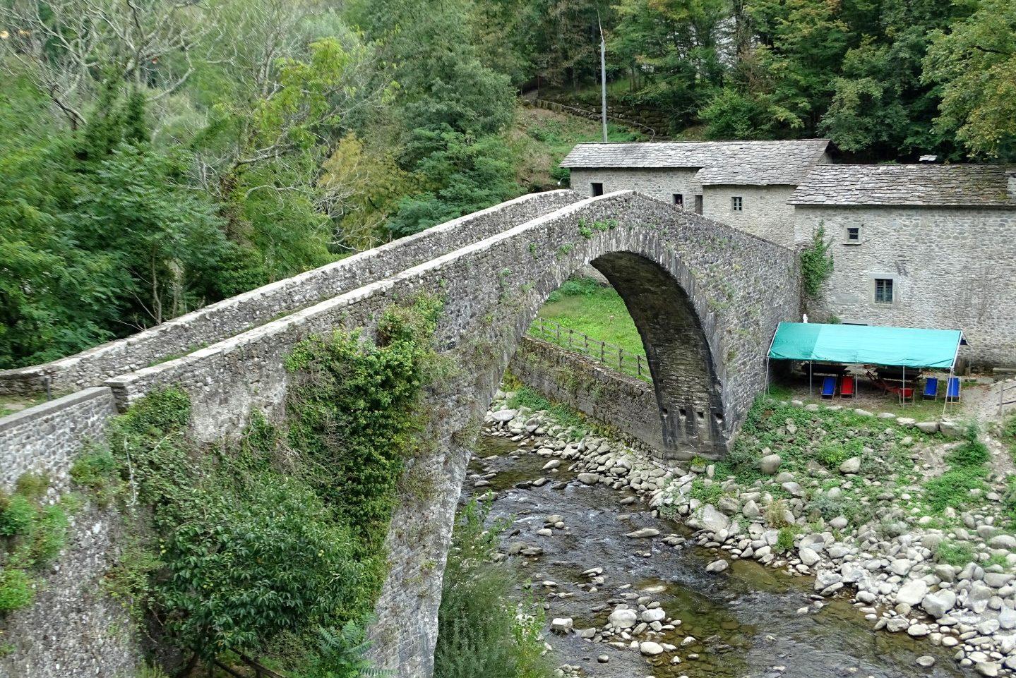 Ponte di Castruccio Popiglio
