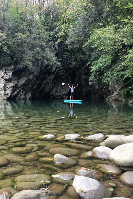 Canyon Park Sup Bagni Di Lucca