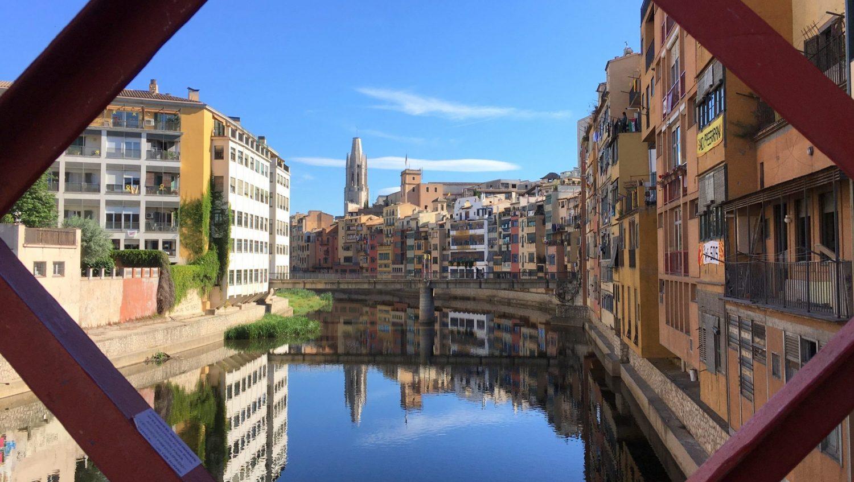 Pont de Ferro Girona