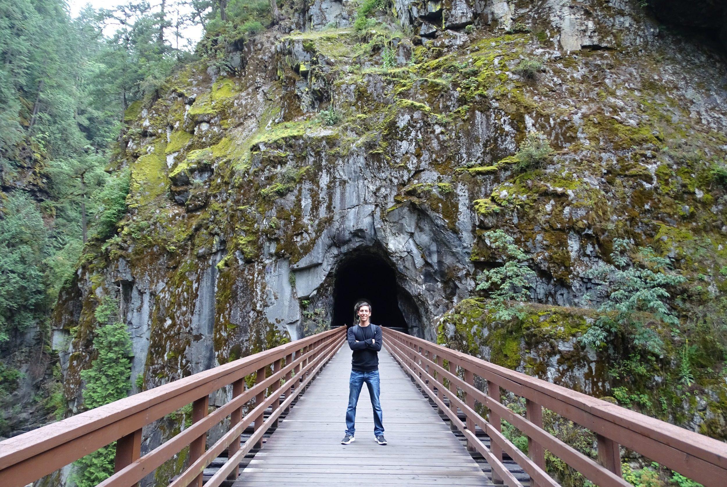 Othello Tunnels Brits-Columbia
