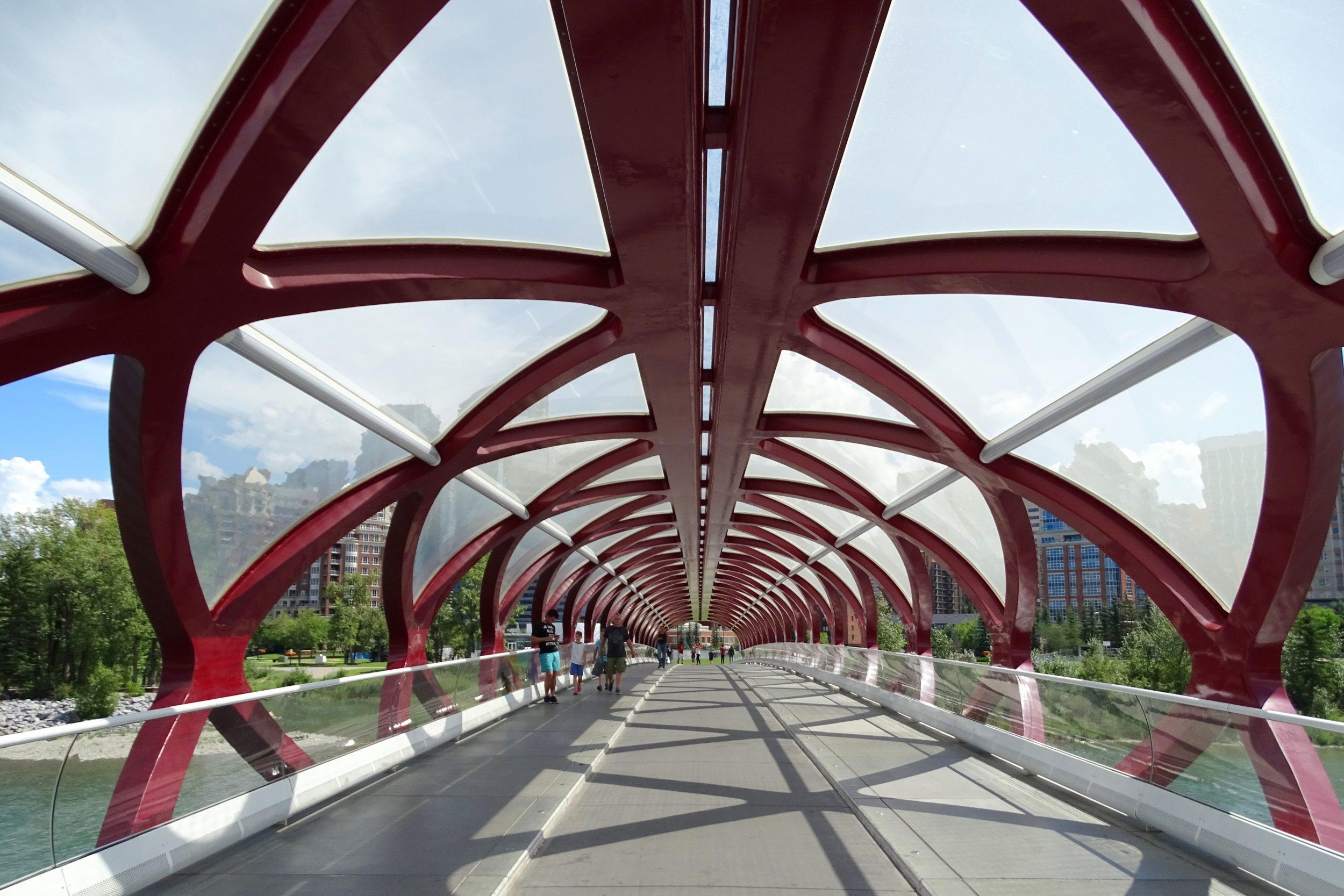 Peacebridge in Calgary