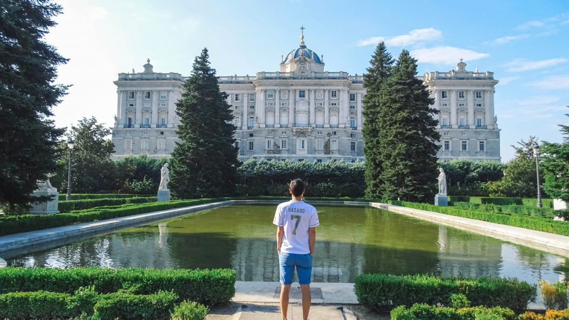 Koninklijk Paleis Madrid