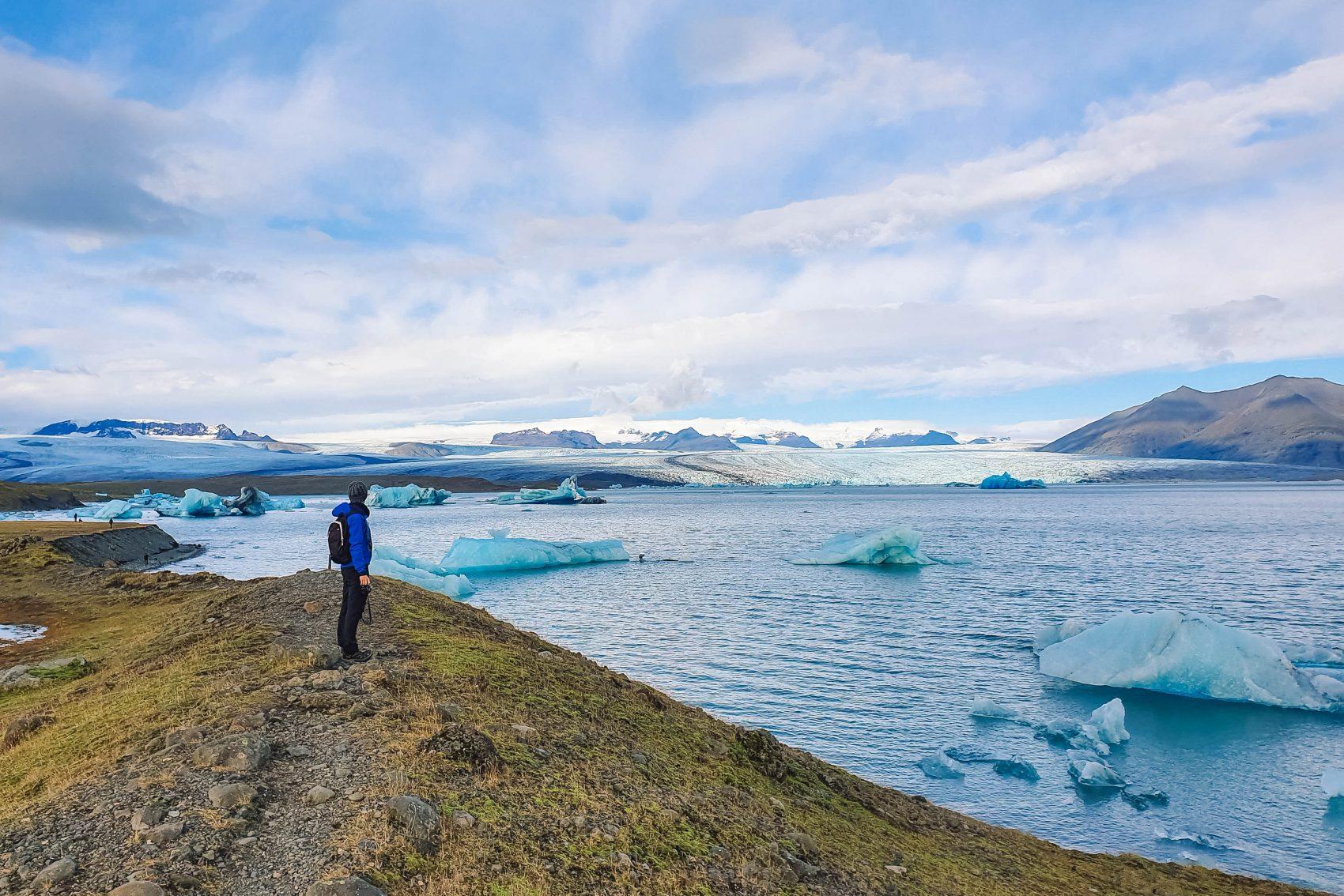 Jökulsarlon zuid-ijsland