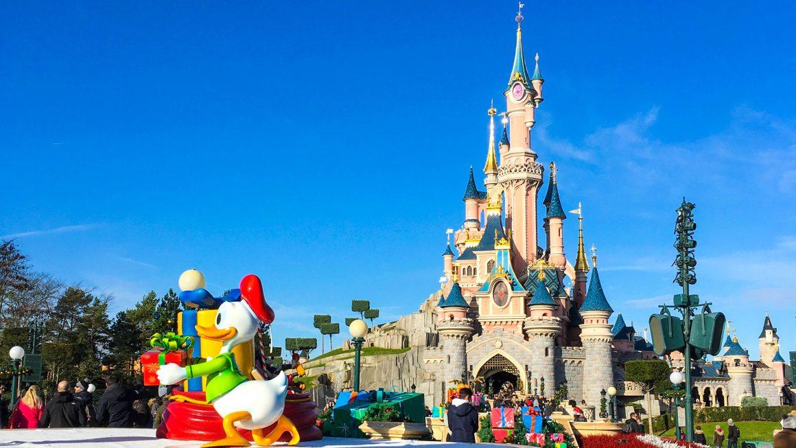 Met de Thalys naar Disneyland Parijs