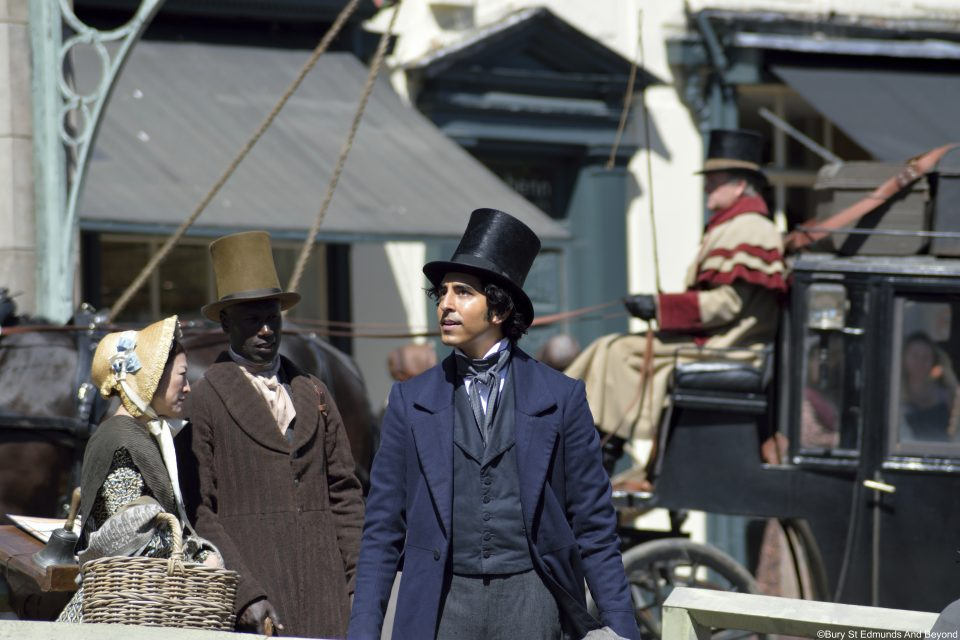 Charles Dickens England. Foto Bury St Edmunds and Beyond