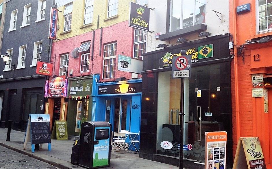 Dublin har musik i luften
