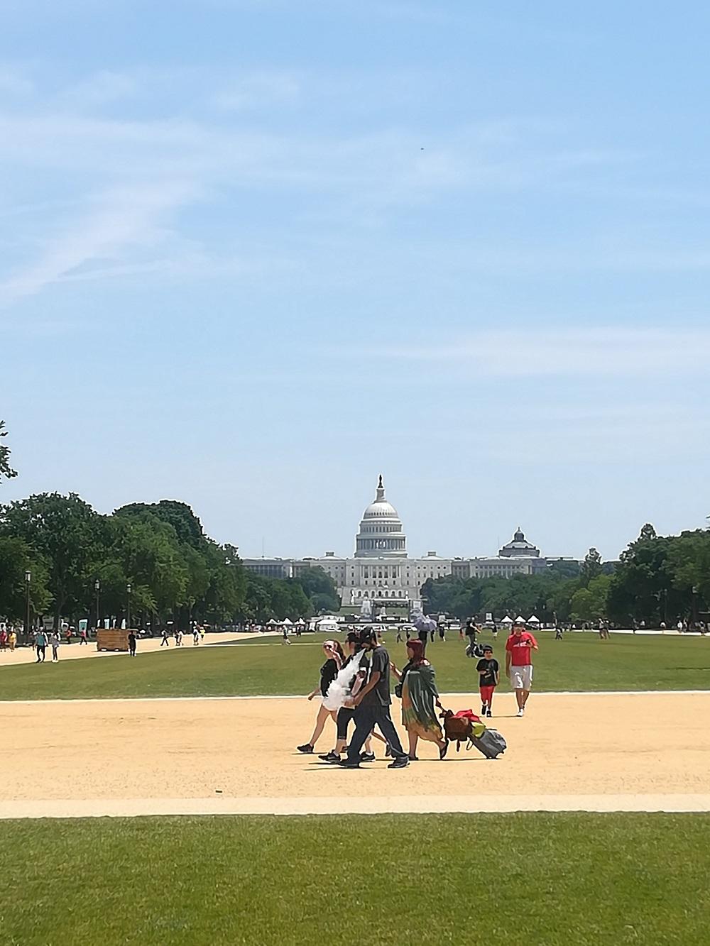 Washington DC: Lille storby med masser af atmosfære