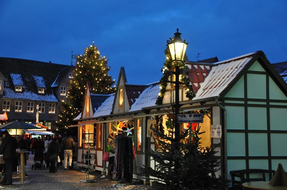 Masser af julestemning i Niedersachens 9 byer