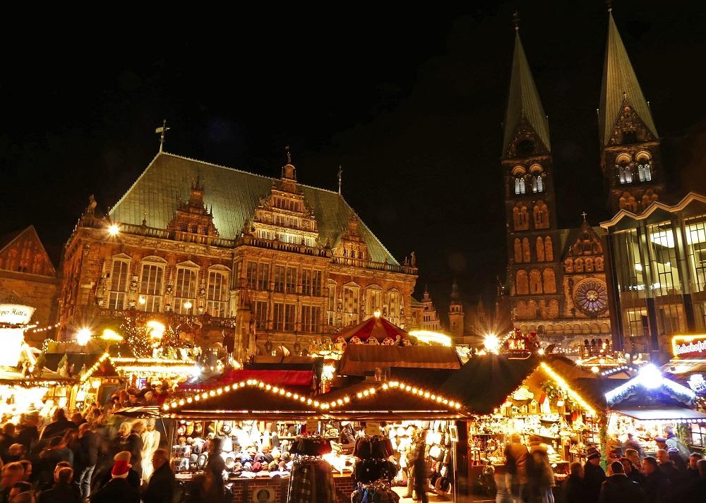Bremens bymidte julefester