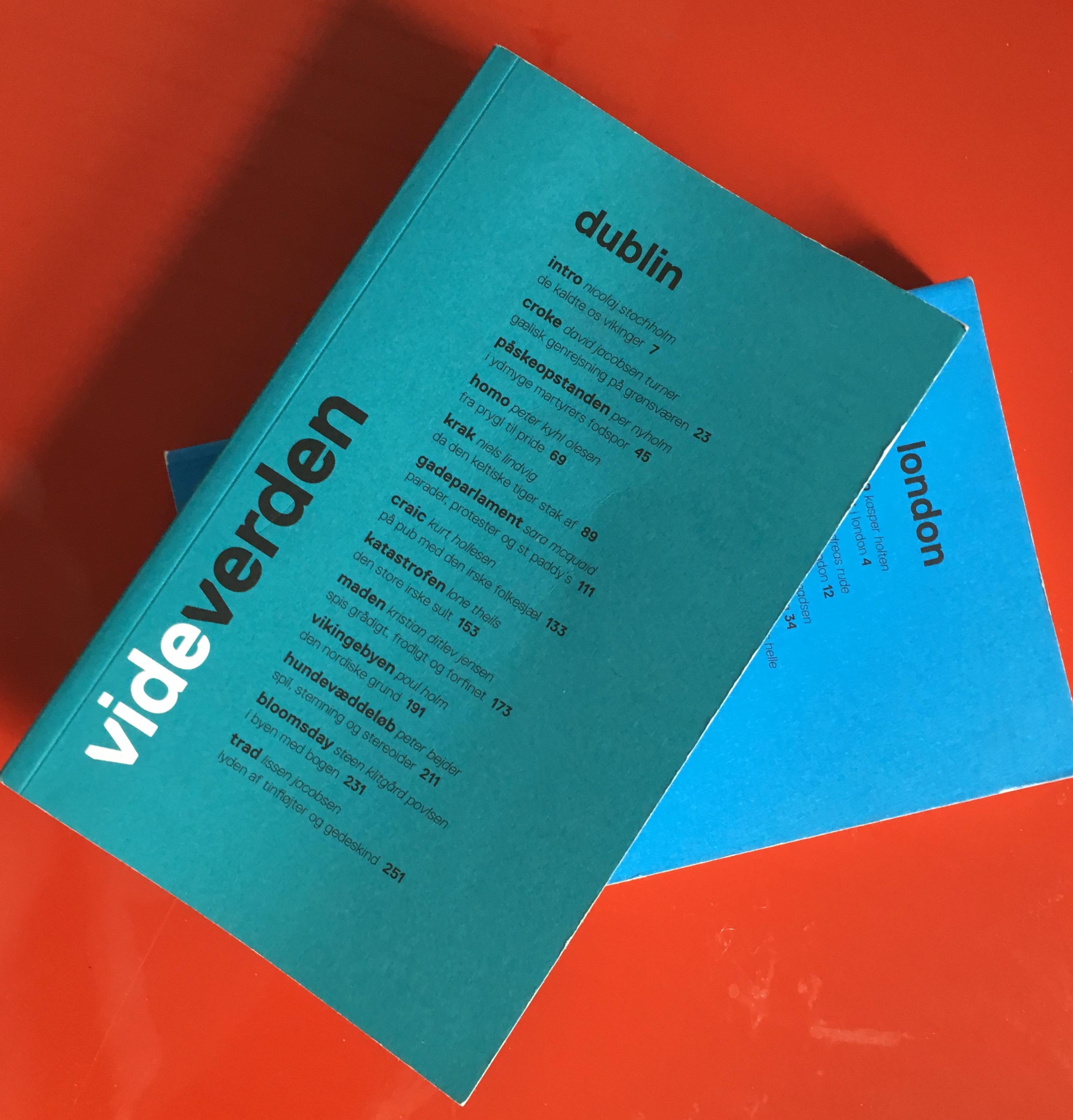 Rejsebogsserien Vide Verden: Læs om Dublins musik