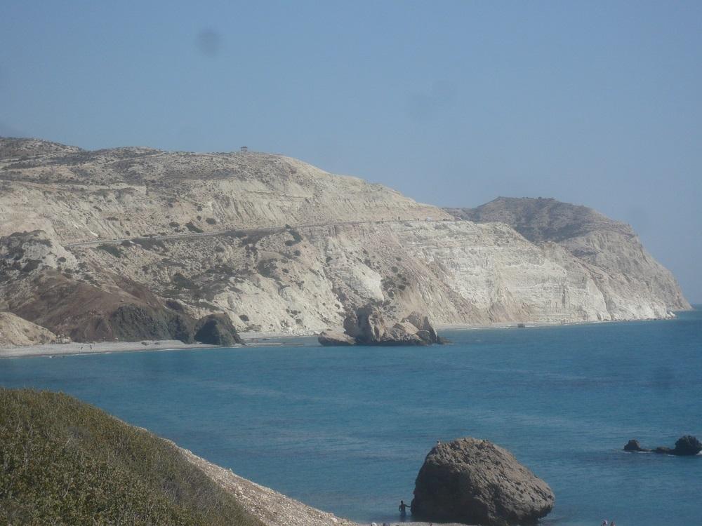 Cypern Bjerg og kystvej