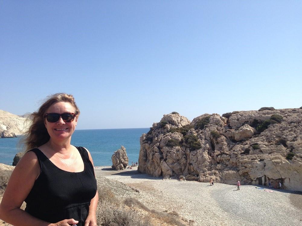 Lissen jacobsen på Cypern