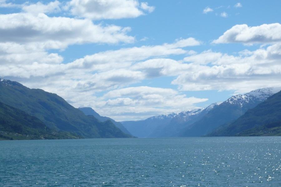 17. maj: Lad os fejre de norske fjorde og fjelde