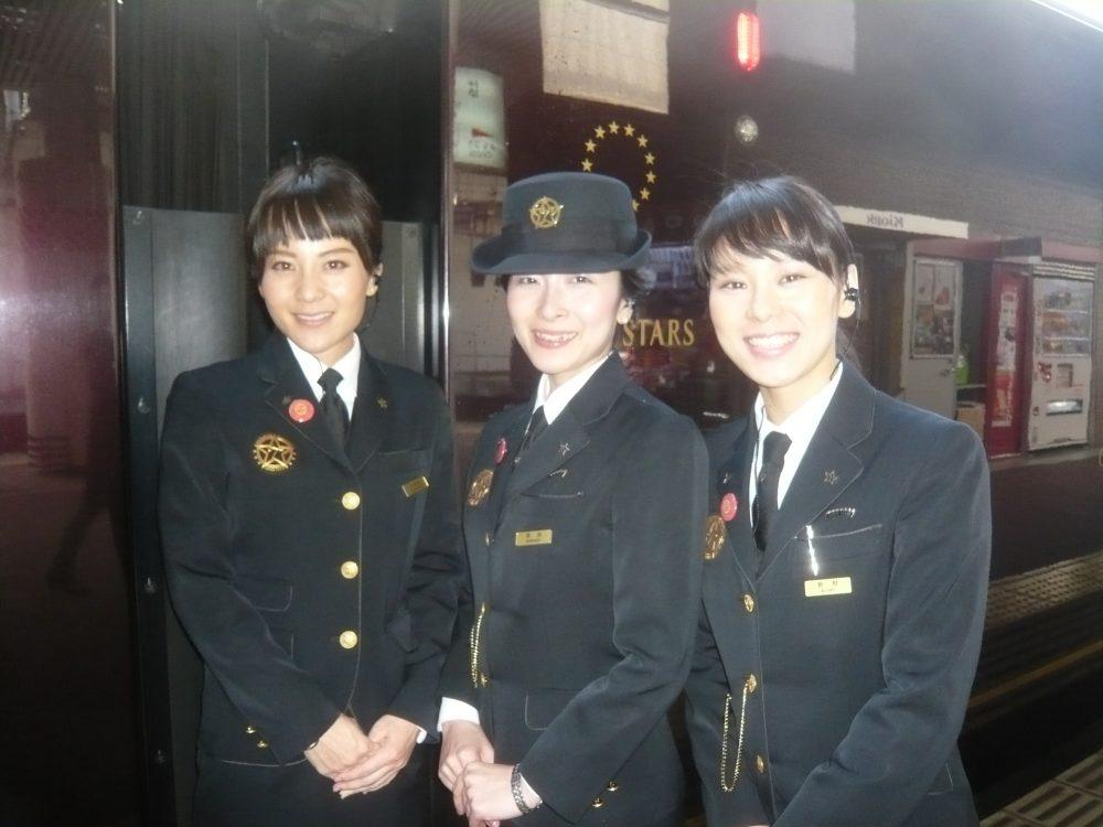 Kyushu: Skøn togtur i luksusudgave