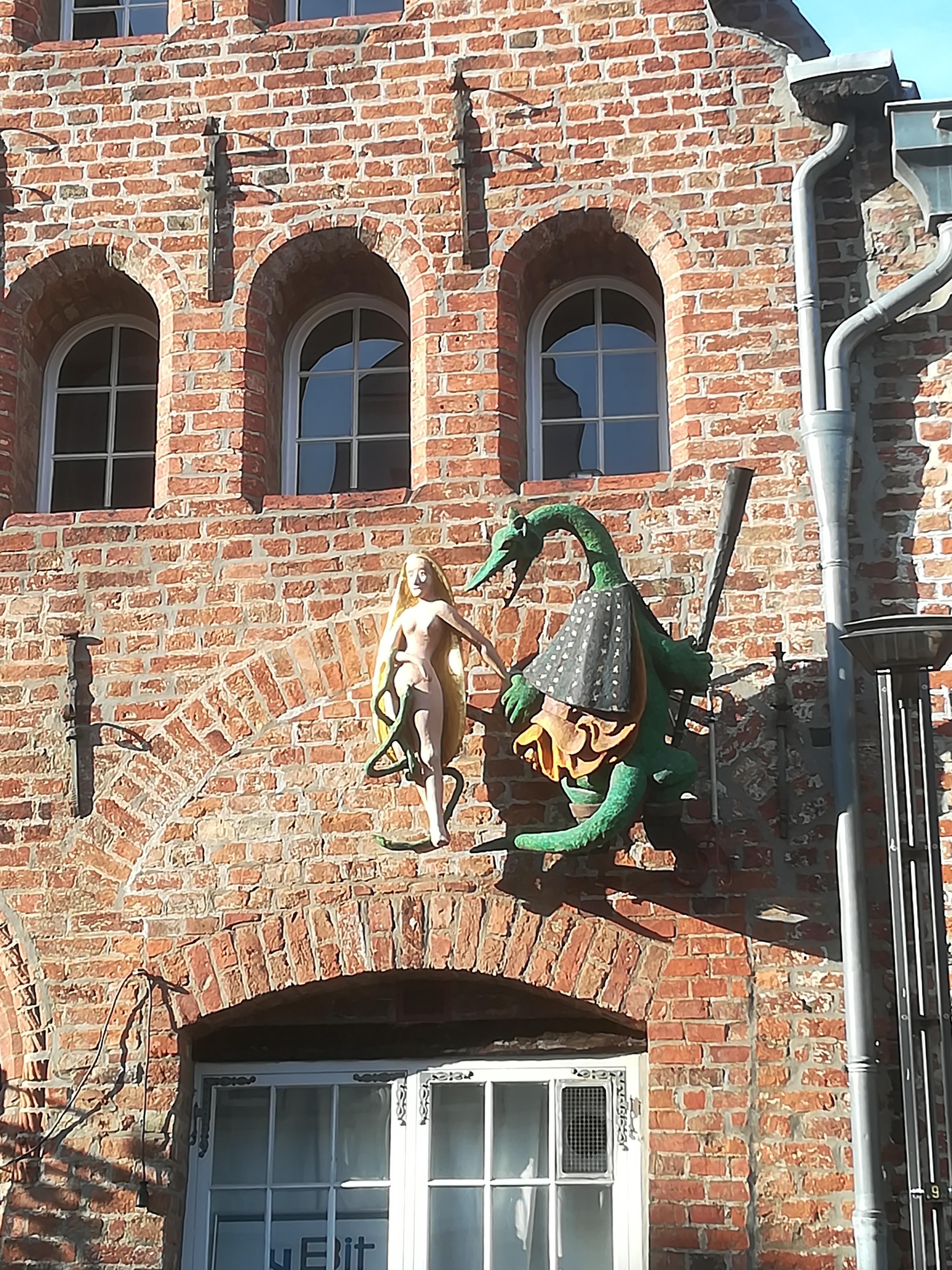 Lübeck hus