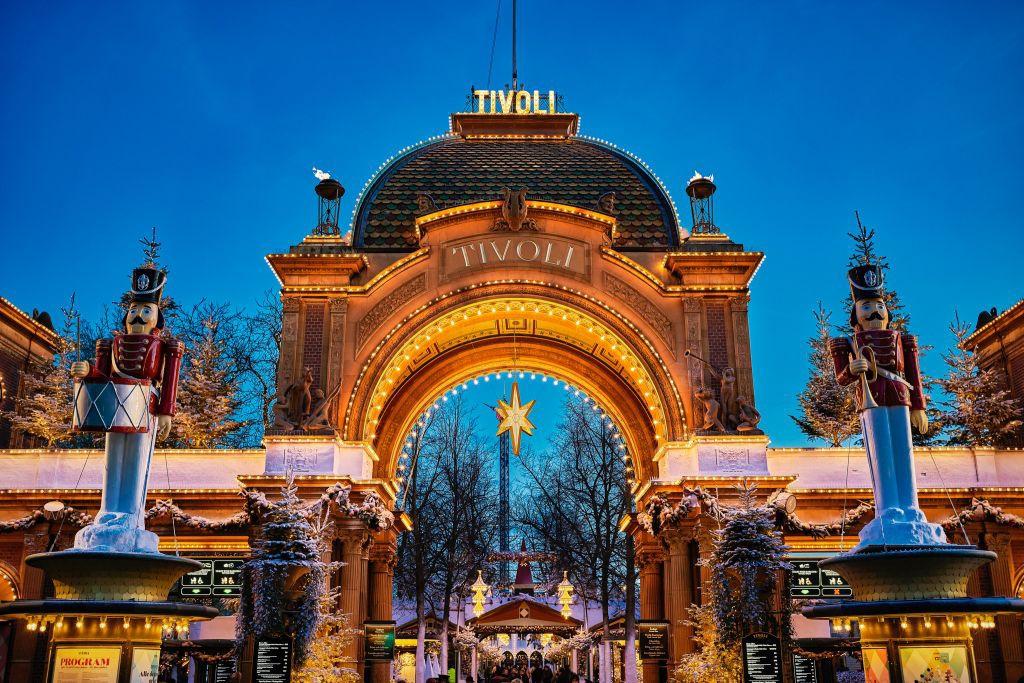 Juletryllerier i Tivoli med traditioner og nye tiltag