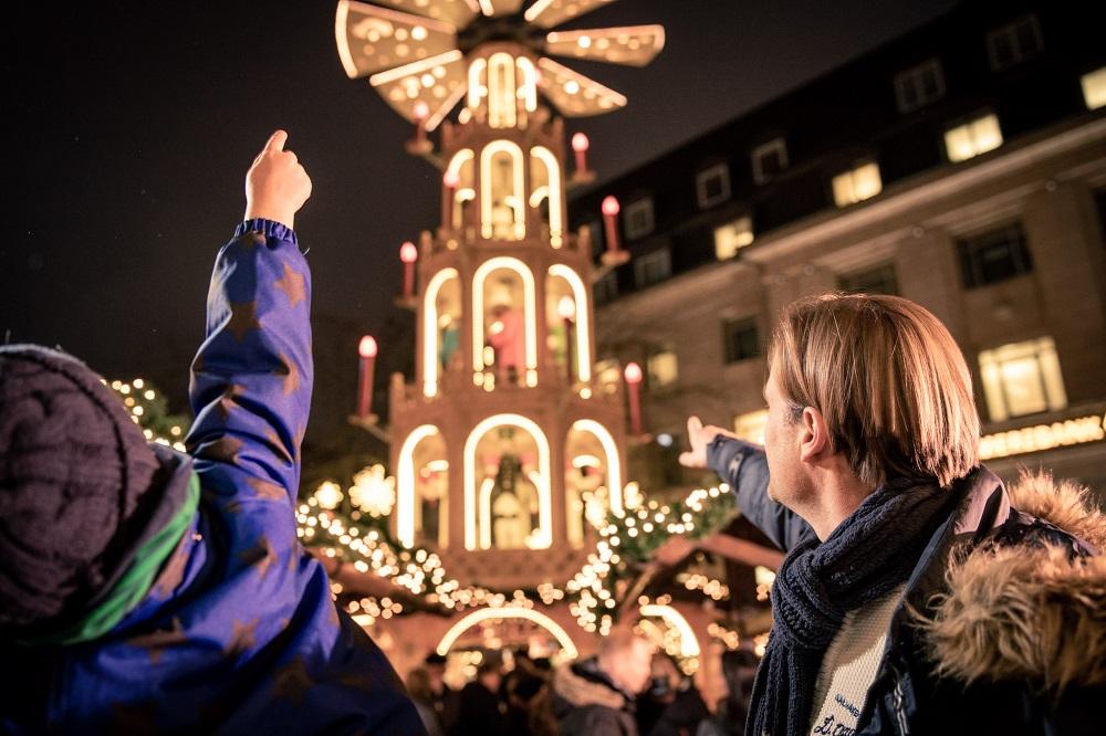 Fem fine julemarkeder i Kiel