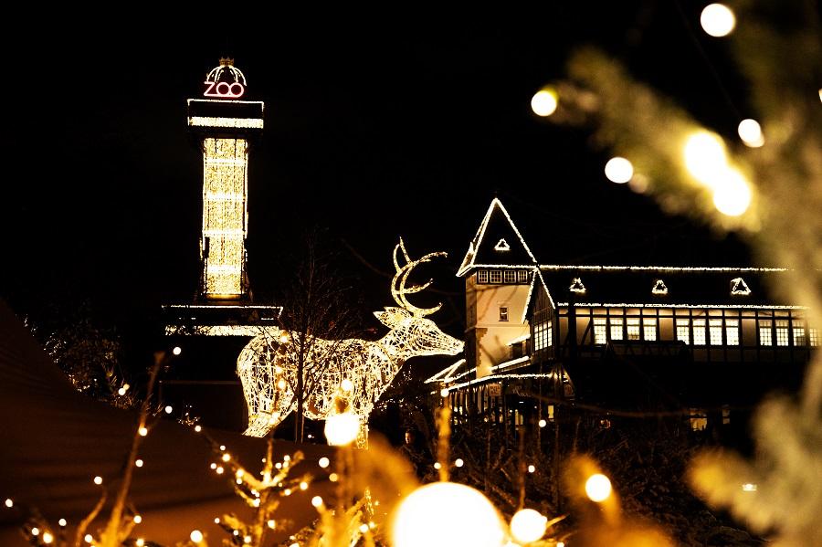 ZOO juler igennem i december