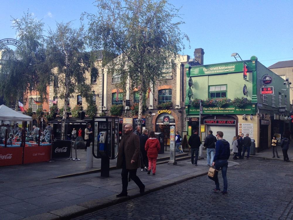 Tradfest 2020: Dublin bobler af musik