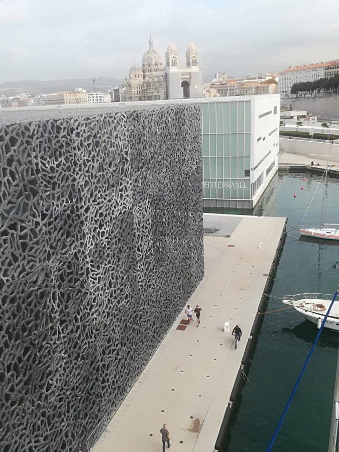 Mucem - spændende museum i Marseilles