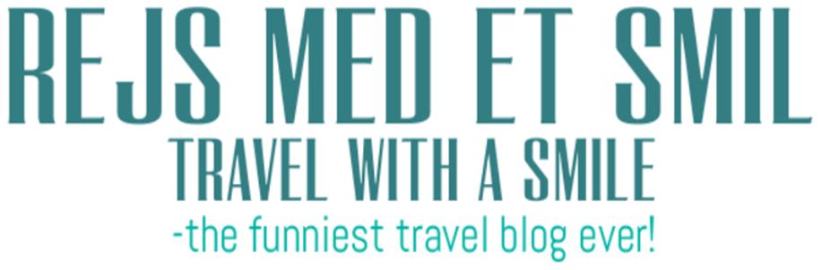Rejs med et smil - Travel with a smile