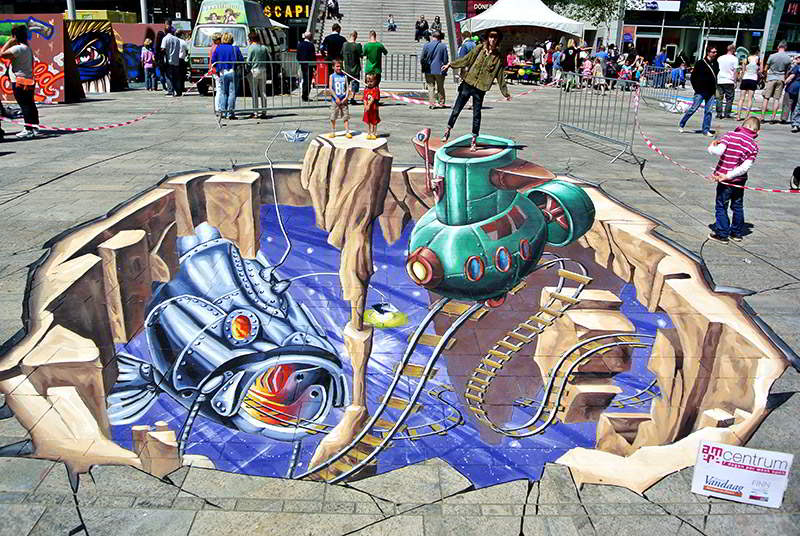 3d-streetpainting-remko-van-schaik-3d-street-art-almere-streetfestival-2013-2