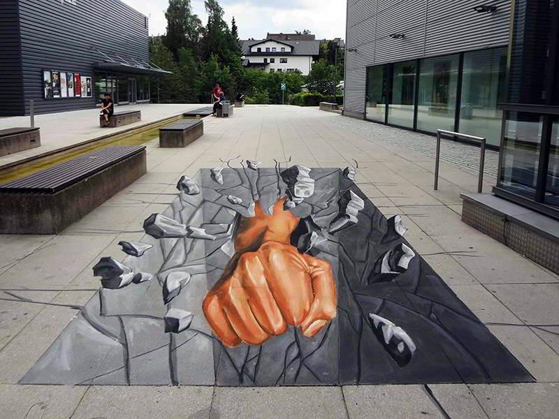 3D Streetfestival - Marktredwitz / Germany