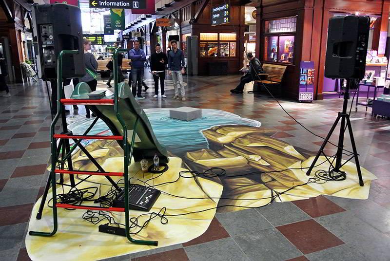 3d-streetart-3d-straattekening-3d-chalk-art-3d-straattekenaars-pavement-art-sweden-3
