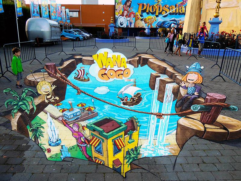 3d-streetart-3d-streetpainting-plopsaland-belgie-juni-2014-1