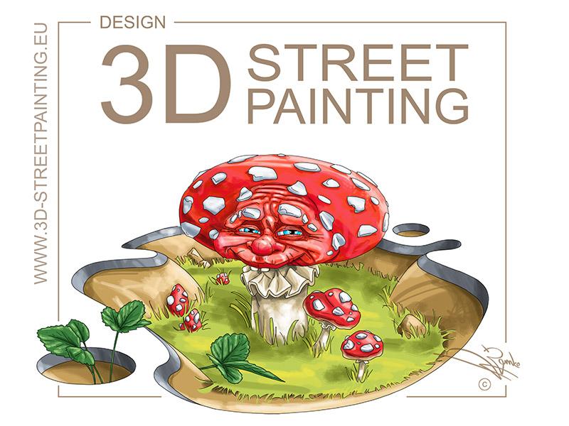 3D Sketch Internationaal Streetart Festival, Sögel DE
