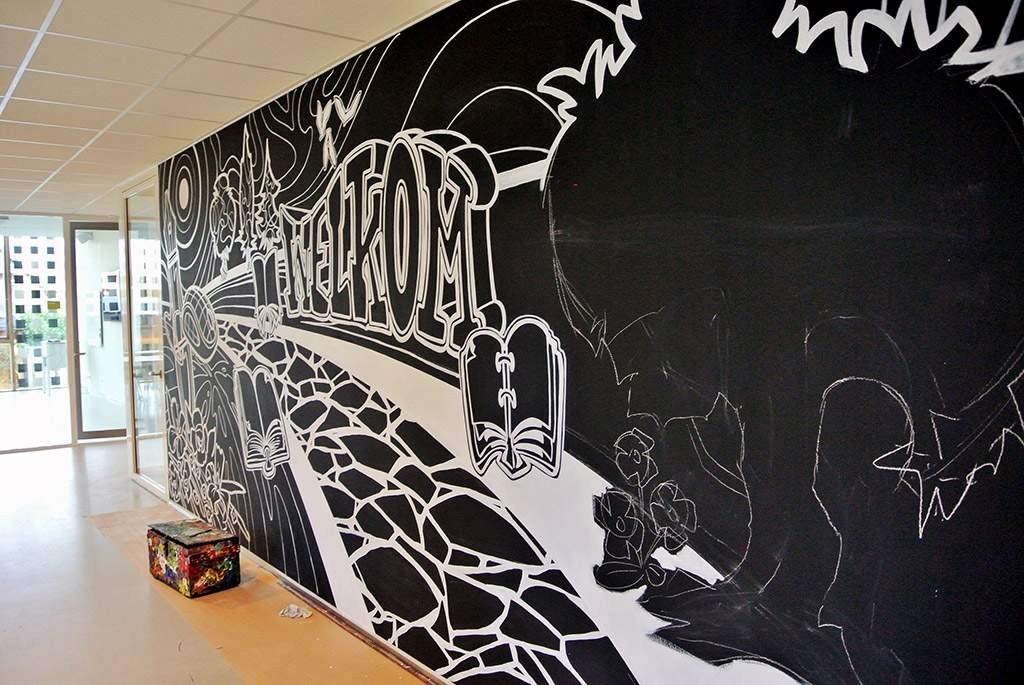 3d-streetpainting-remko-van-schaik-wandschildering-christelijke-hogeschool-ede-2