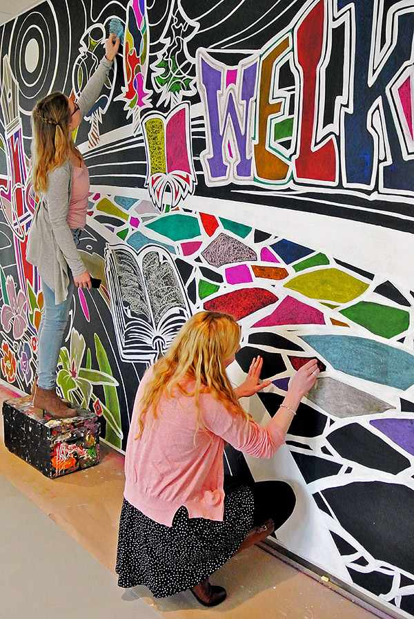 3d-streetpainting-remko-van-schaik-wandschildering-christelijke-hogeschool-ede-7