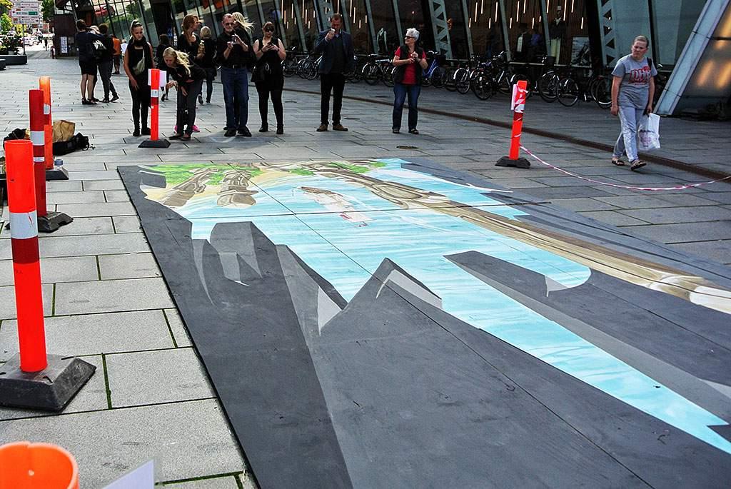 3d-streetpainting-a-kind-of-easter-island-remko-van-schaik-vejle-denmark-2