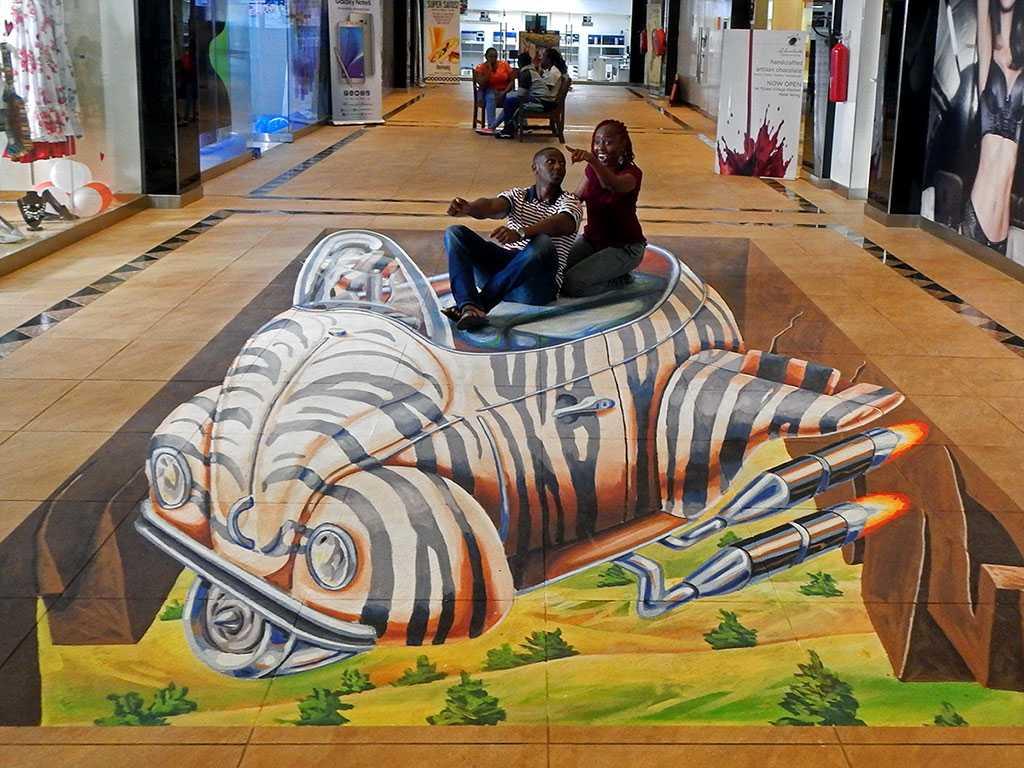 3d-streetpainting-3d-flying-safari-remko-van-schaik-3d-street-art-festival-wall-2-Mall-nairobi-kenya-1