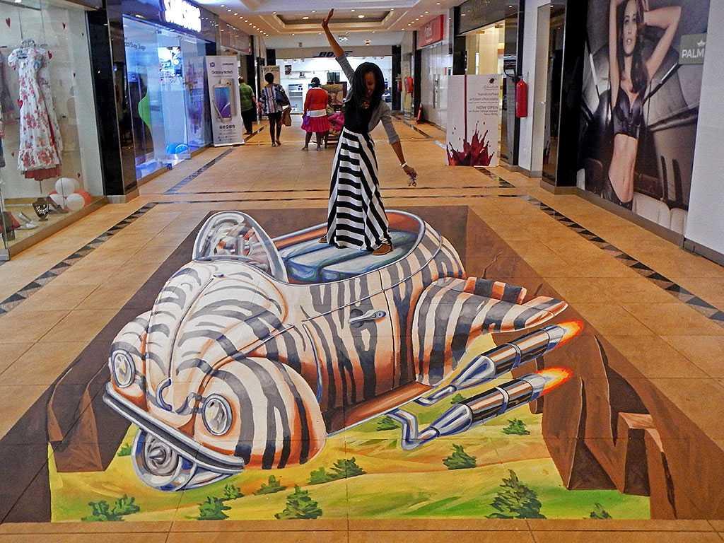 3d-streetpainting-3d-flying-safari-remko-van-schaik-3d-street-art-festival-wall-2-Mall-nairobi-kenya-3