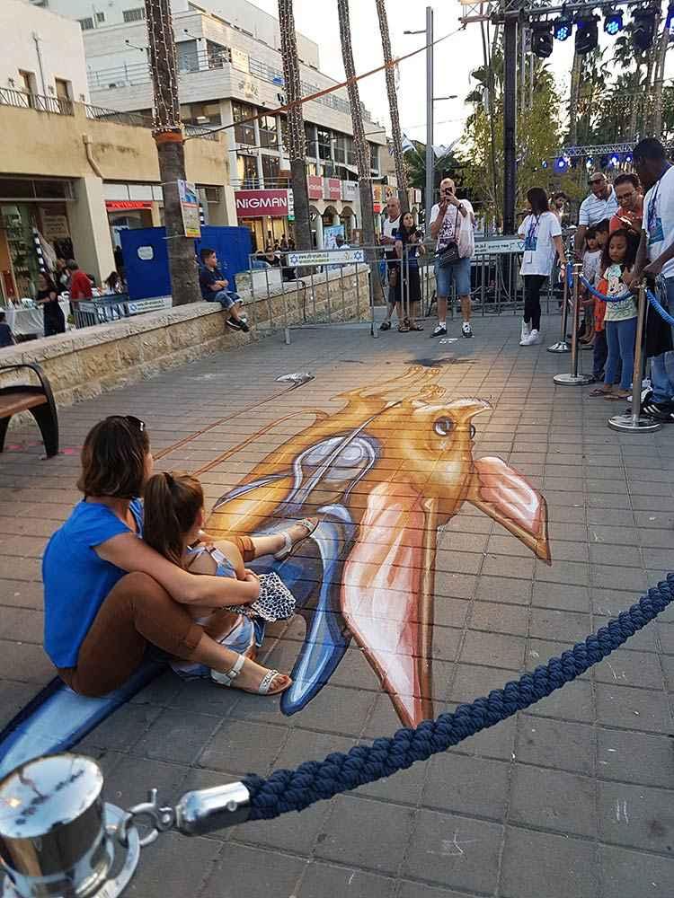 3d-streetpainting-3d-streetart-remko-van-schaik-3d-streetart-festival-afula-israel-7