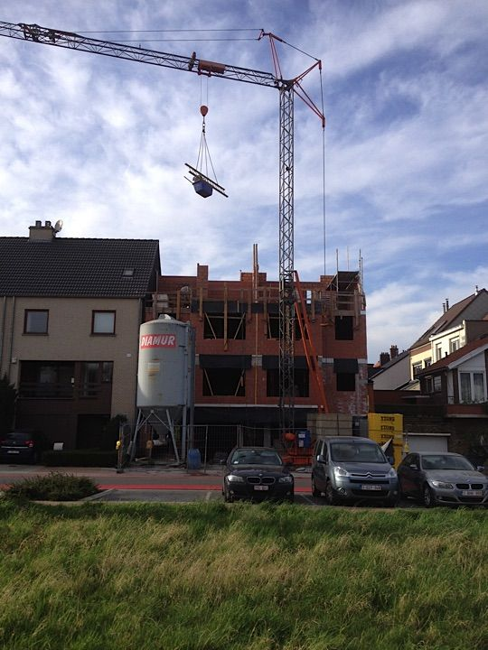 Nieuwbouw ruwbouw snelbouw
