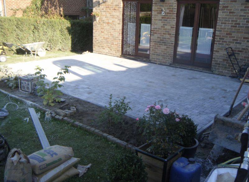terras verlichting tuin onderhoud