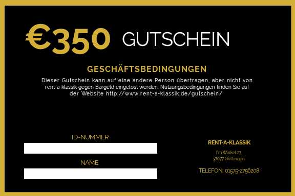 350 Euro Gutschein