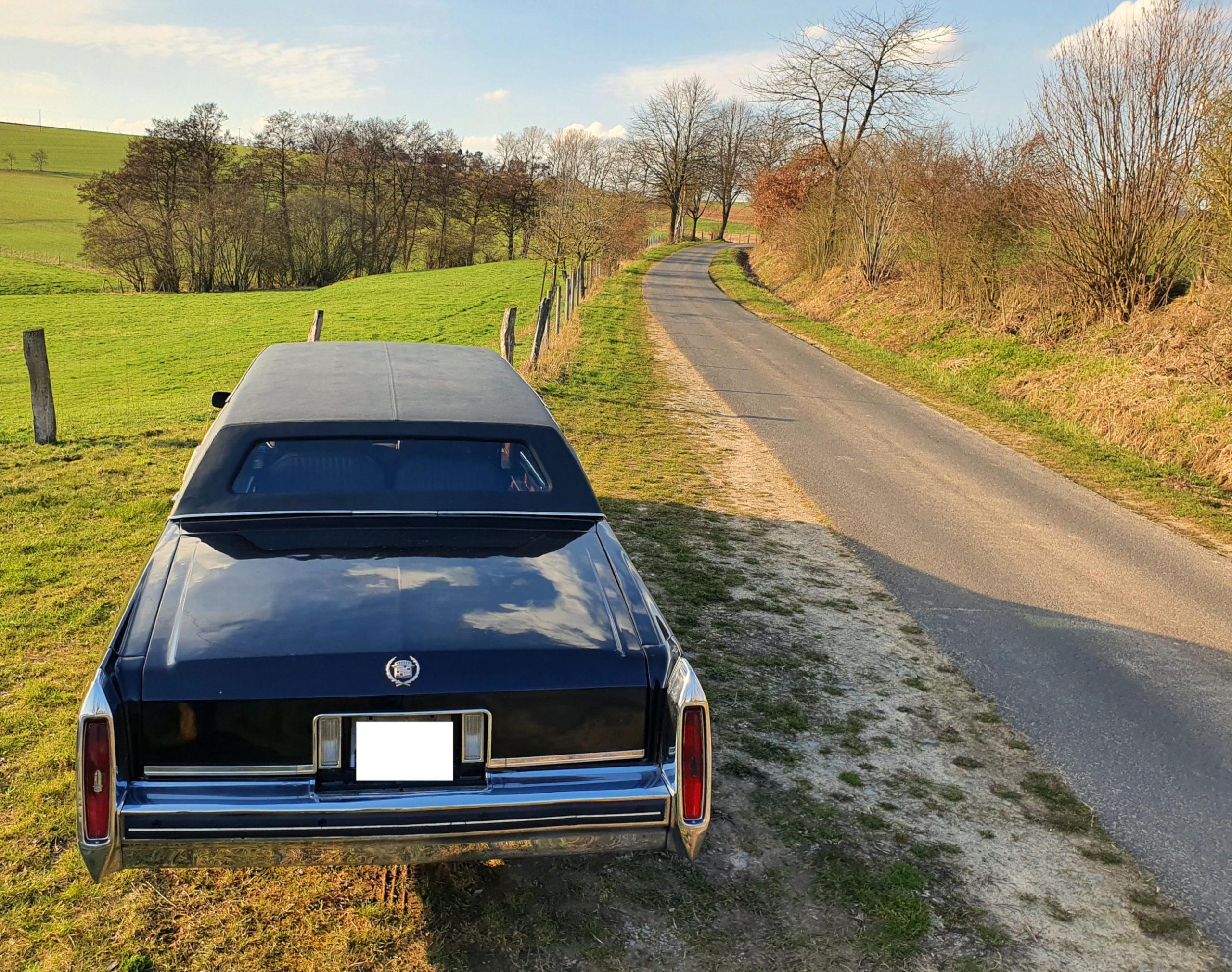 Cadillac Fleetwood Talisman zum vermieten aus Göttingen
