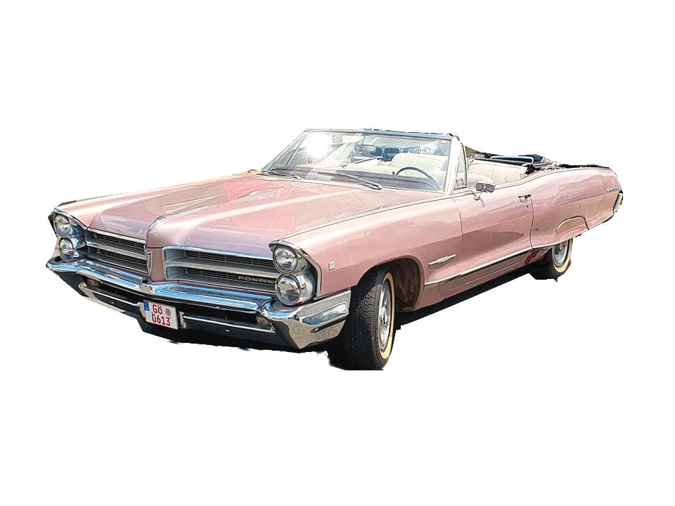Pontiac Parisienne Cabrio zum vermieten in Göttingen